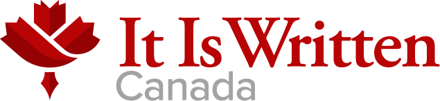It Is Written Canada Retina Logo