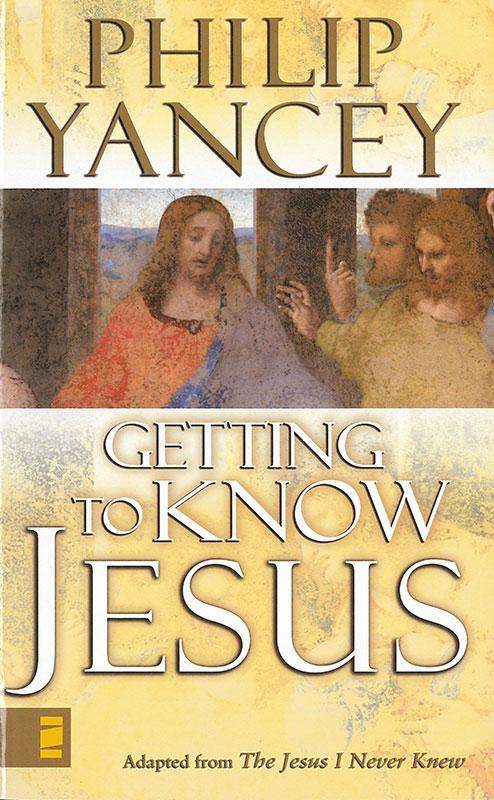 getting to know jesus pdf