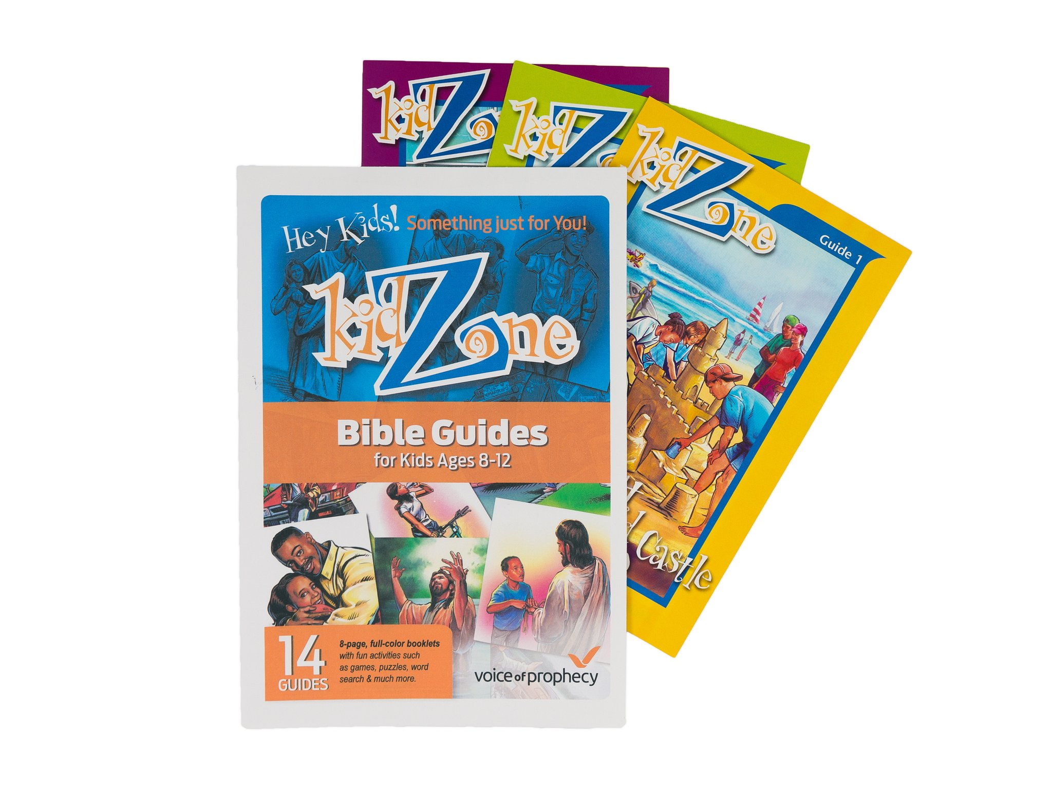 KidZone Bible Study Guides - Full Set